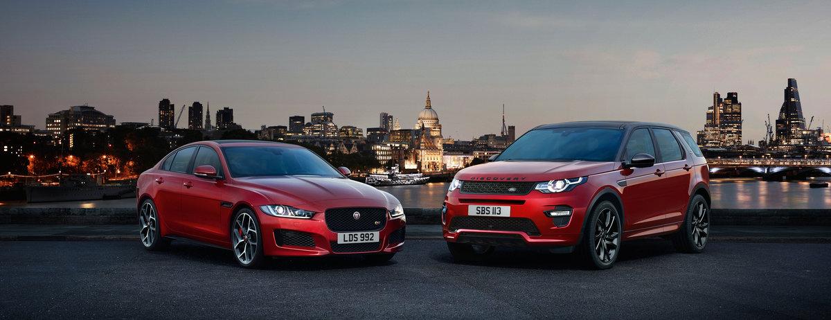Record di vendite semestrale per Jaguar Land Rover