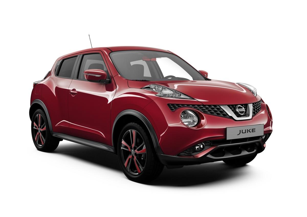 Nuova Nissan Juke Dynamic