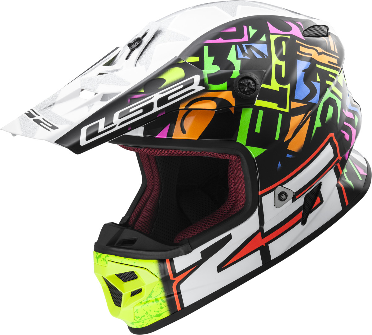 LS2 HELMETS a The Wall Extreme Enduro Race