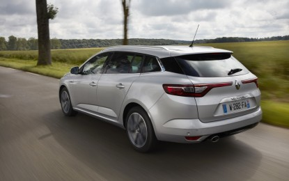 Renault Mégane Sporter: gamma e prezzi