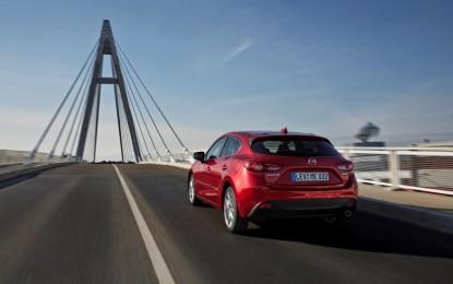 Mazda3: oltre 5 milioni di unità prodotte