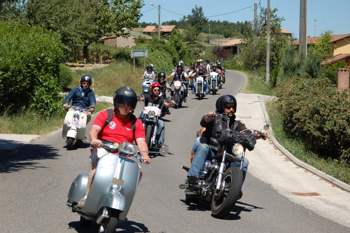 17° Motogiro delle Valli Oltrepò