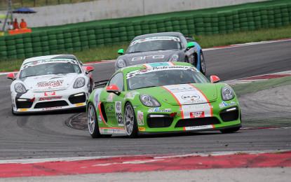 Cayman GT4 Trophy Italia: terzo round al Mugello