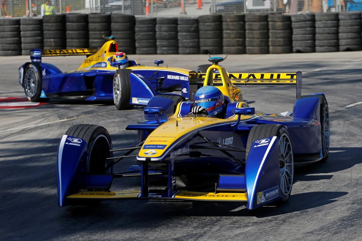 Formula E: secondo Titolo per Renault e.dams