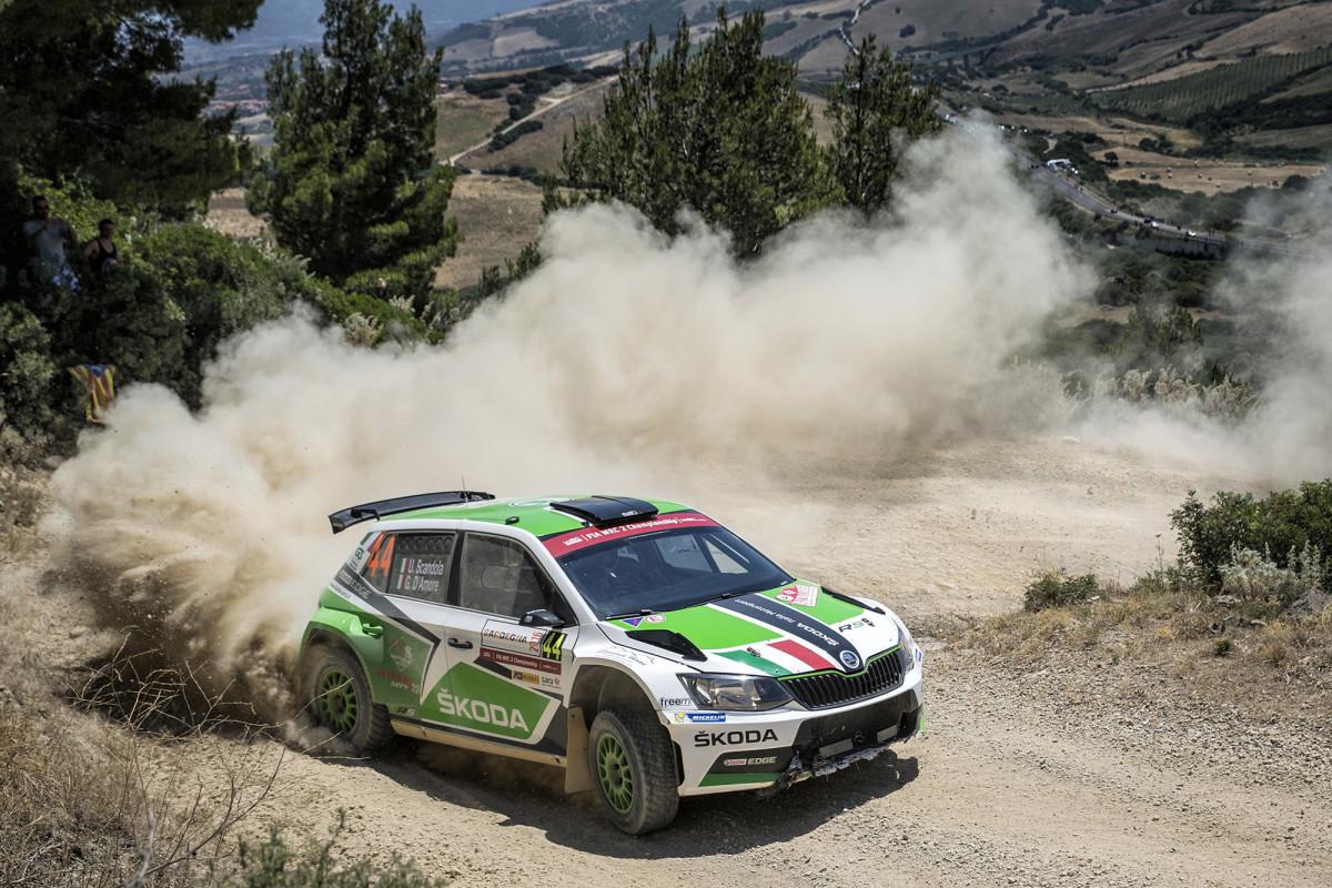 Skoda pronta per il 44° San Marino Rally