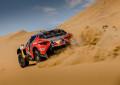 Silk Way Rally: Peugeot un po' più vicina alla vittoria