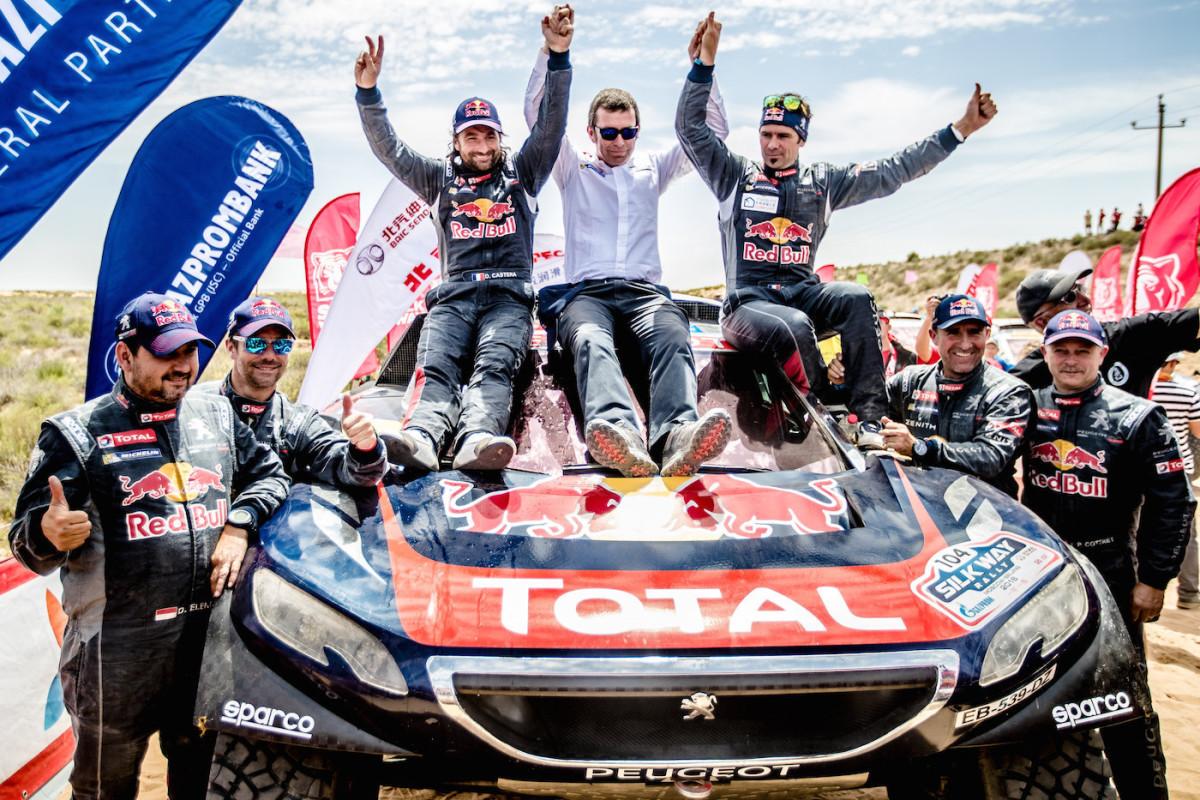 La Peugeot 2008 DKR vince il Silk Way Rally