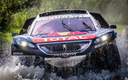 Silk Way Rally: Cyril Despres in testa alla corsa