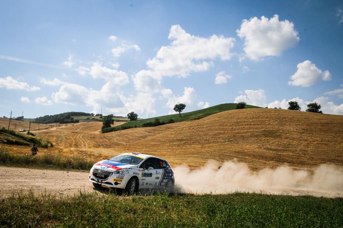 Rally San Marino: il punto Peugeot sulla prima giornata