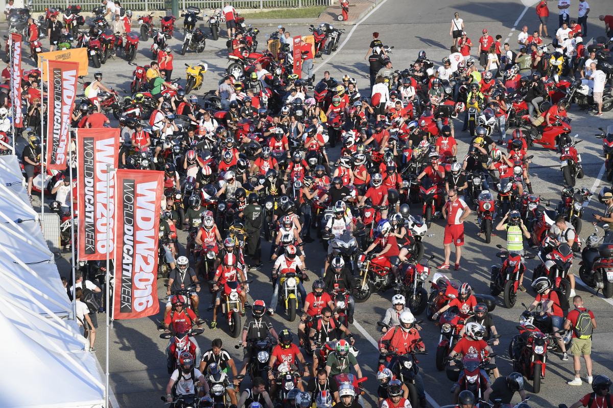 Concluso il World Ducati Week dei record!
