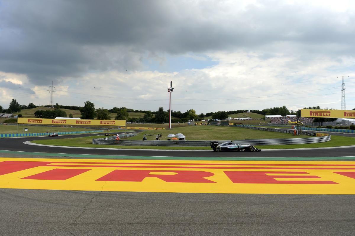GP Ungheria: il punto Pirelli sulle libere all' Hungaroring
