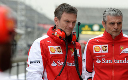 Minardi: caos Ferrari, James Allison verso la Renault