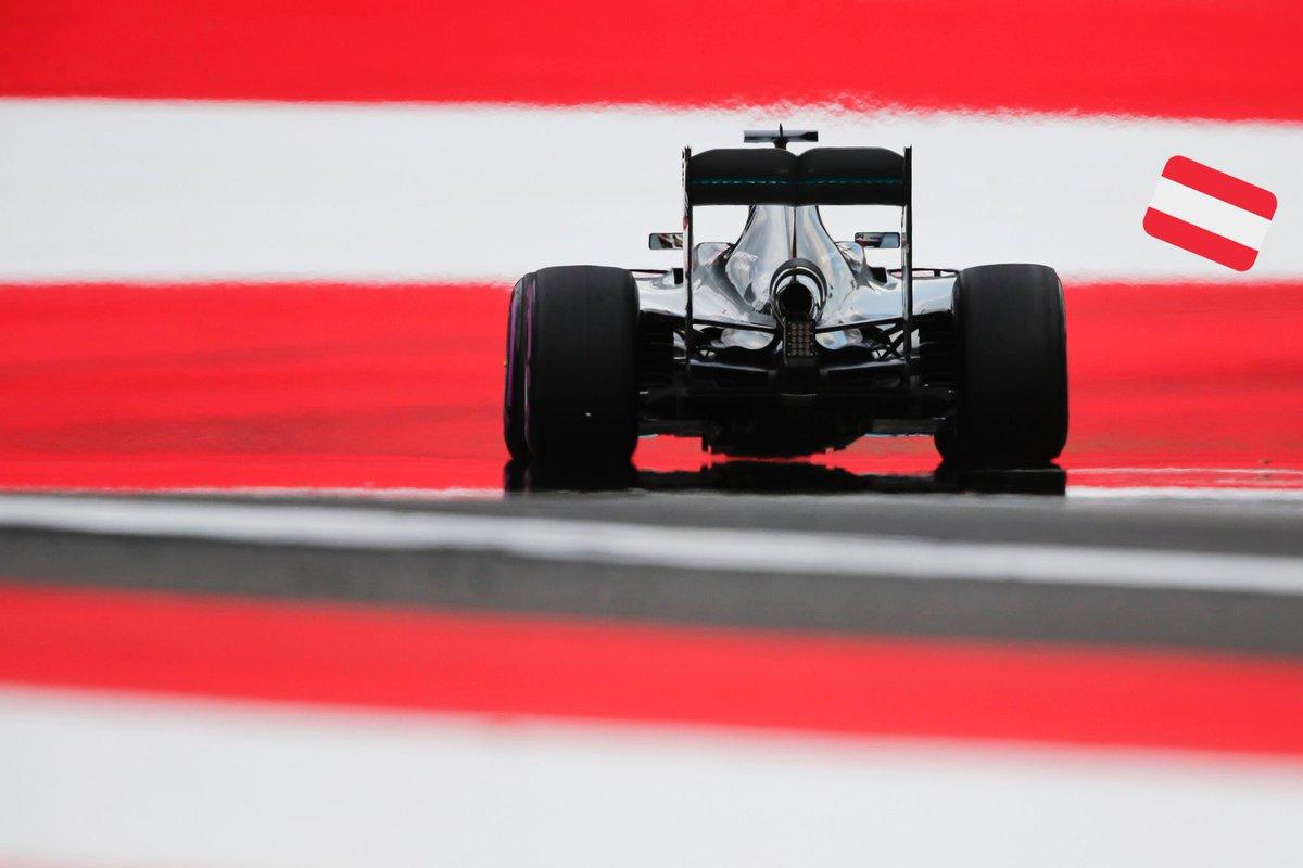GP Austria: la griglia di partenza