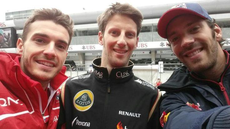 Grosjean ricorda l'amico Bianchi ma è contro Halo