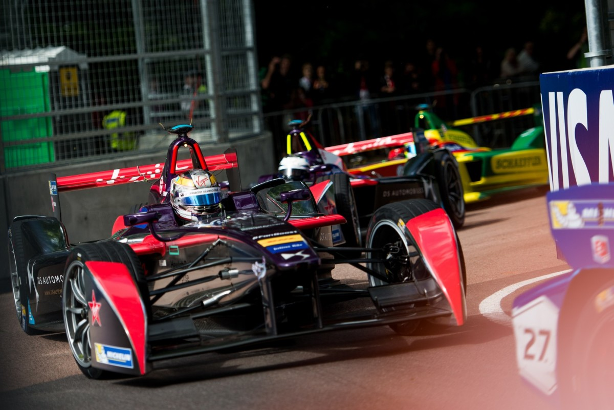 Formula E: DS Virgin Racing annuncia i piloti 2016-17