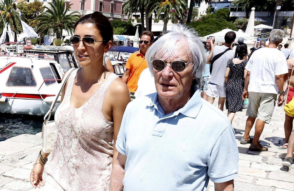 Rapita la suocera di Bernie Ecclestone