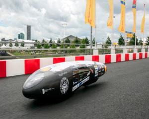 IDRAkronos, il veicolo che consuma meno al mondo