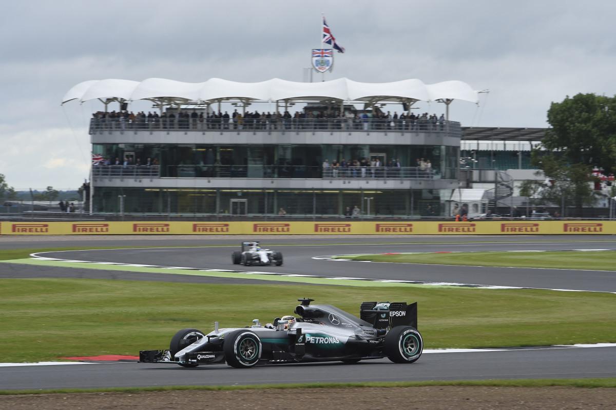 GP Gran Bretagna: il punto Pirelli sulle libere