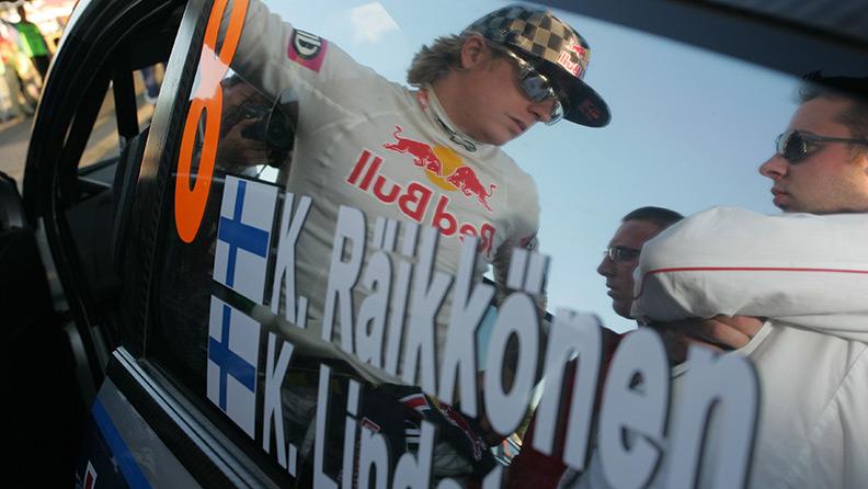 Il sottile filo rosso di Kimi tra Rally e GP di Germania