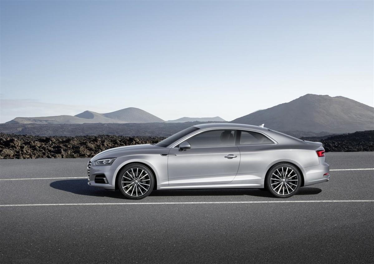 Audi Q2 e A5 Coupé: al via la prevendita