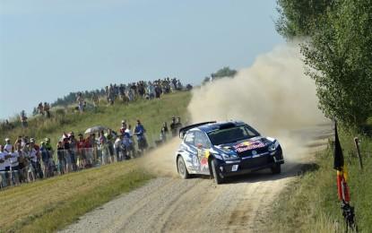 Successo di Mikkelsen e Polo R WRC al Rally di Polonia