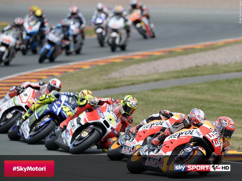 MotoGP: da oggi via al GP di Germania
