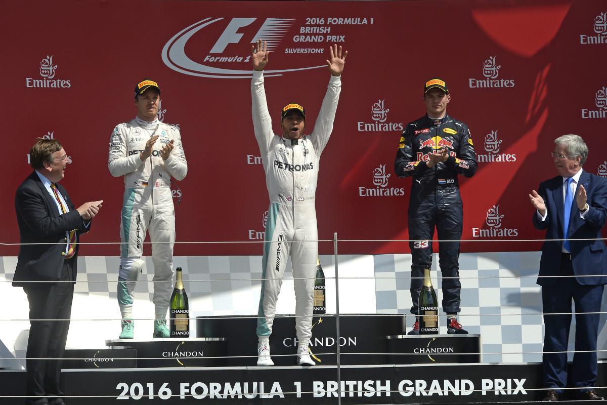 GP Gran Bretagna: il punto Pirelli sulla gara