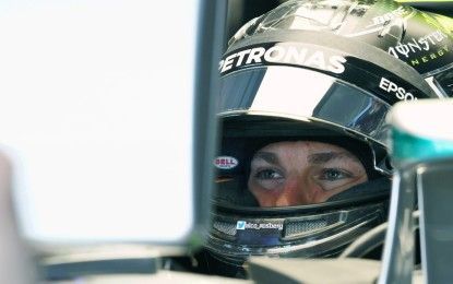 GP Germania: FP1 a Rosberg. Ferrari 3° e 4°