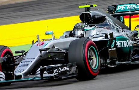GP Germania: Rosberg ancora davanti nelle FP2