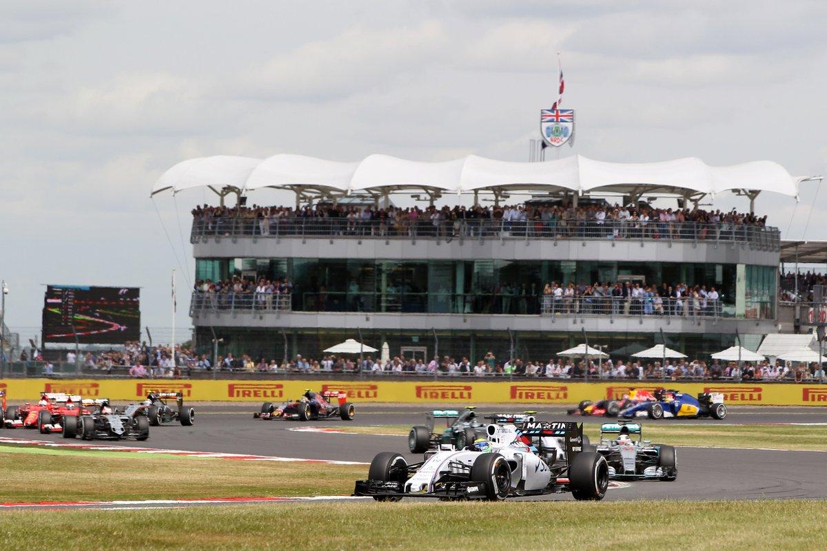 Gran Bretagna: l'anteprima di Gian Carlo Minardi