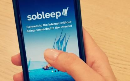 Sobleep l'app per consultare il web senza connessione