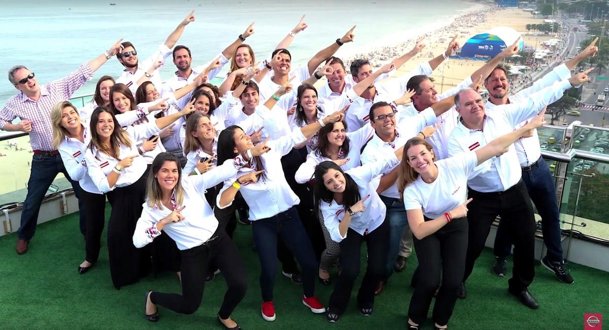 #HappyBoltDay: Nissan per i 30 anni di Usain Bolt