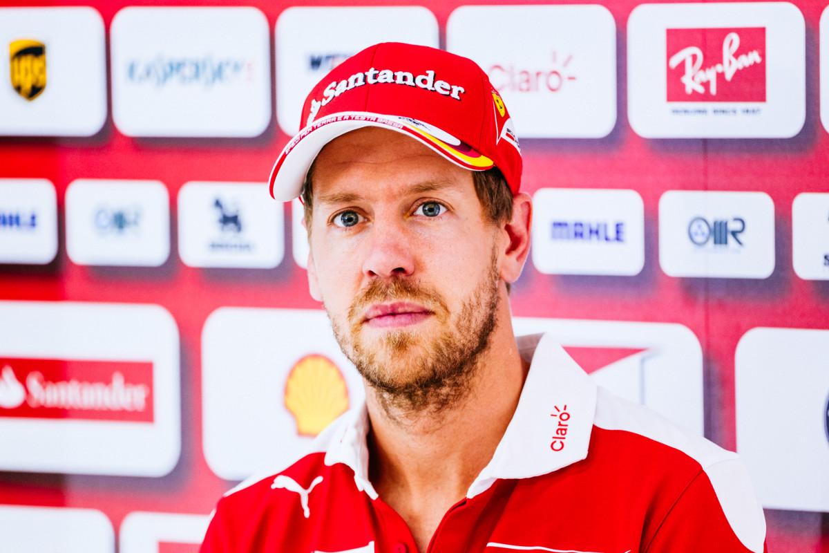 """Vettel: """"Solo l'inizio. In futuro si vedrà di più"""""""