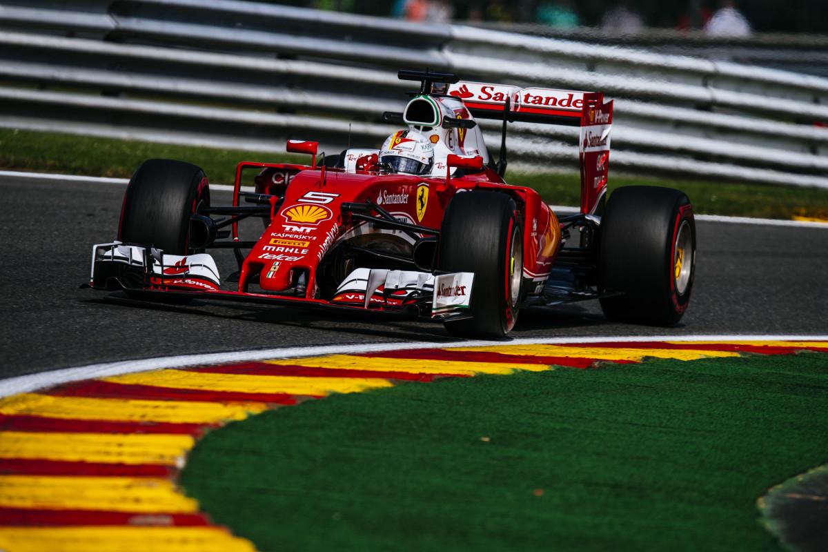 Il punto Ferrari sulle libere a Spa