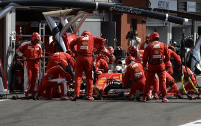 Belgio: Ferrari 6° e 9°, ma poteva andar peggio