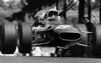 La Ferrari piange Chris Amon