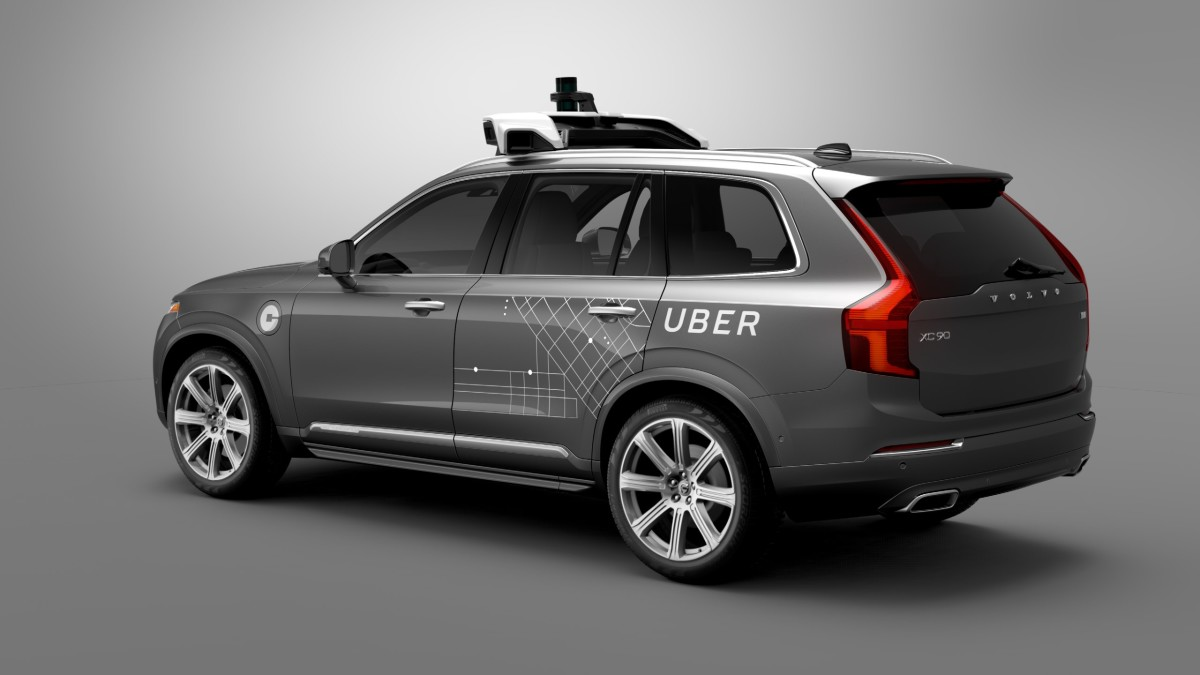 Volvo Cars e Uber insieme per la guida autonoma