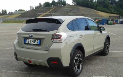 Subaru XV 2.0D MY16