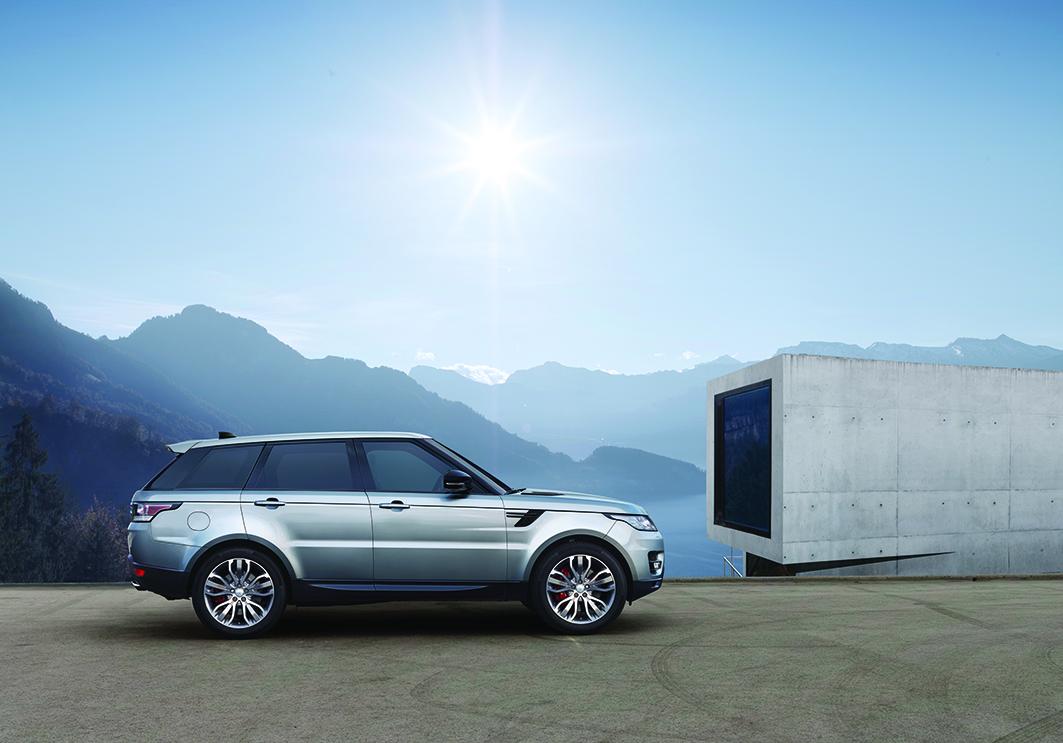 Range Rover Sport: novità e tecnologie all'avanguardia