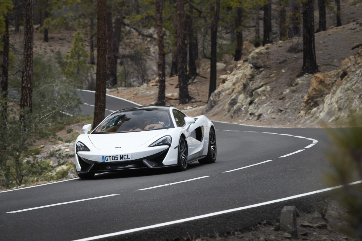 McLaren ritorna a Pebble Beach