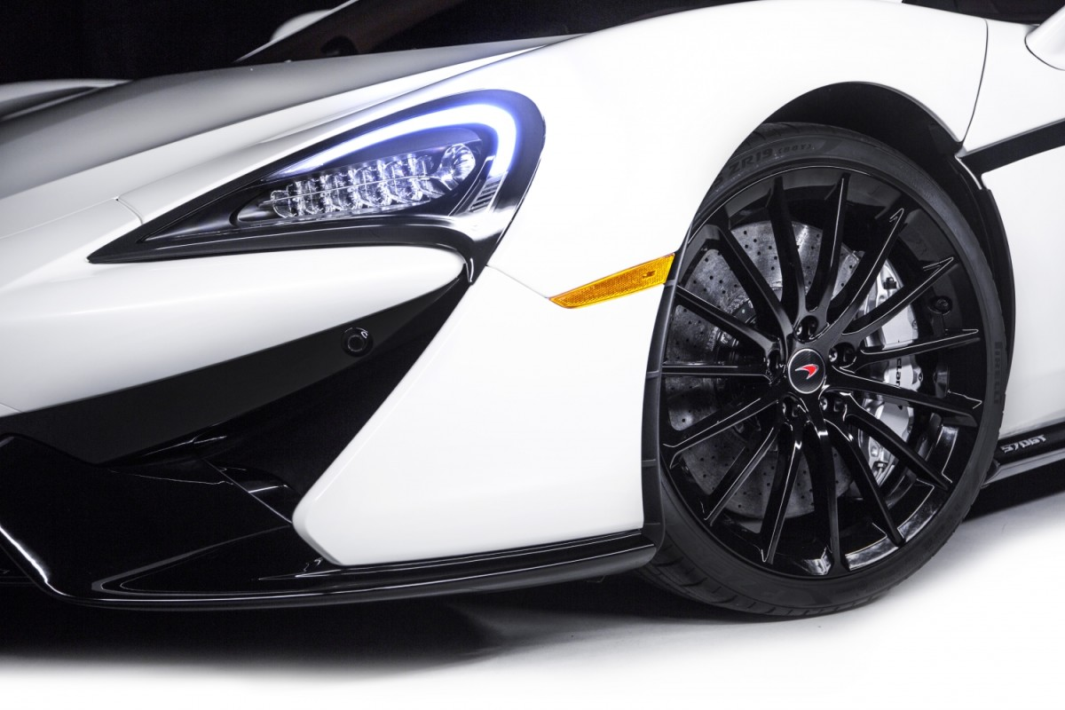 McLaren 570GT Concept by MSO