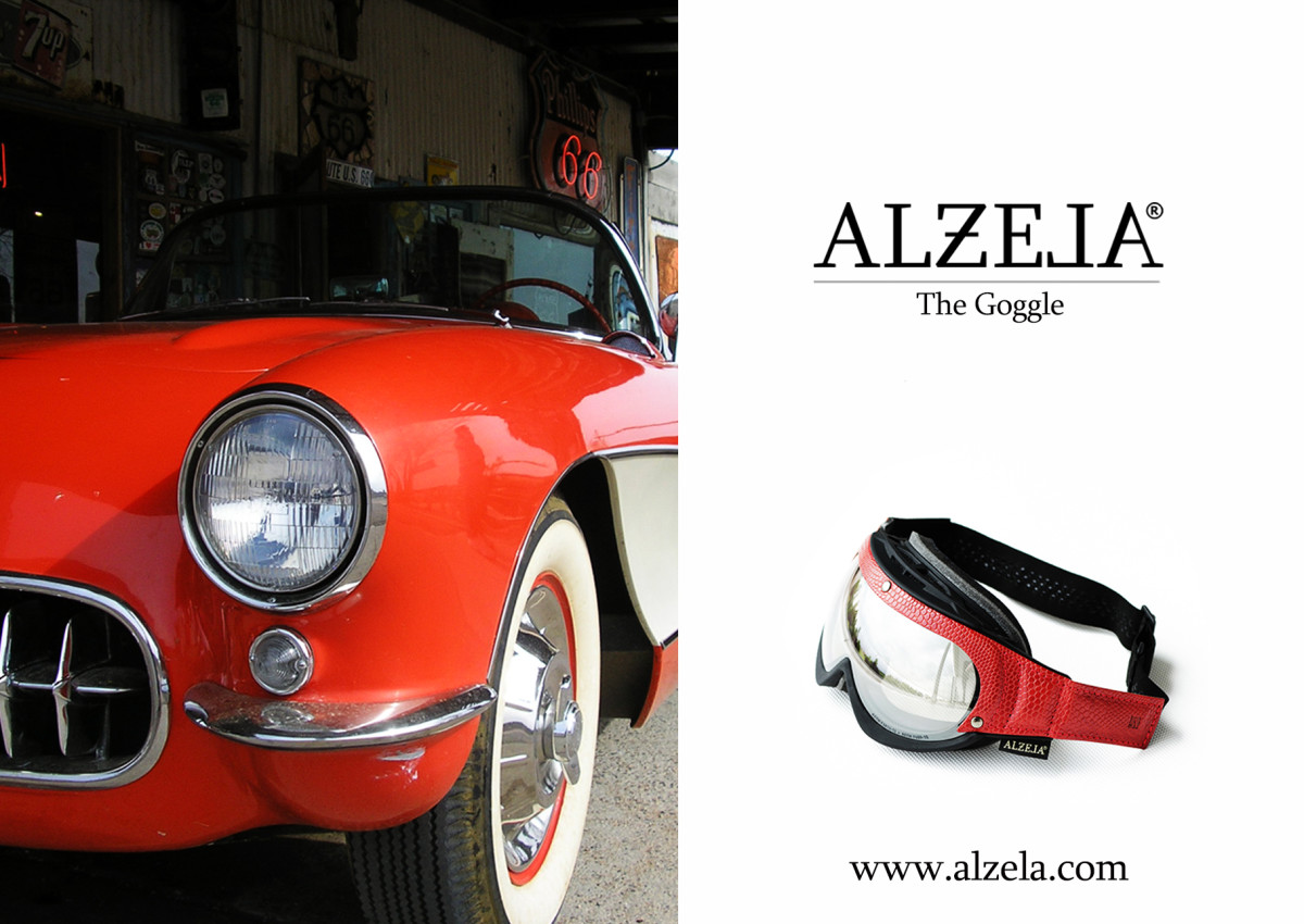 ALZELA® The Goggle
