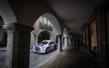 Rally Friuli: 2° posto per Andreucci in Tappa 1