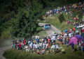 Secondo posto per la Peugeot 208 T16 al Friuli