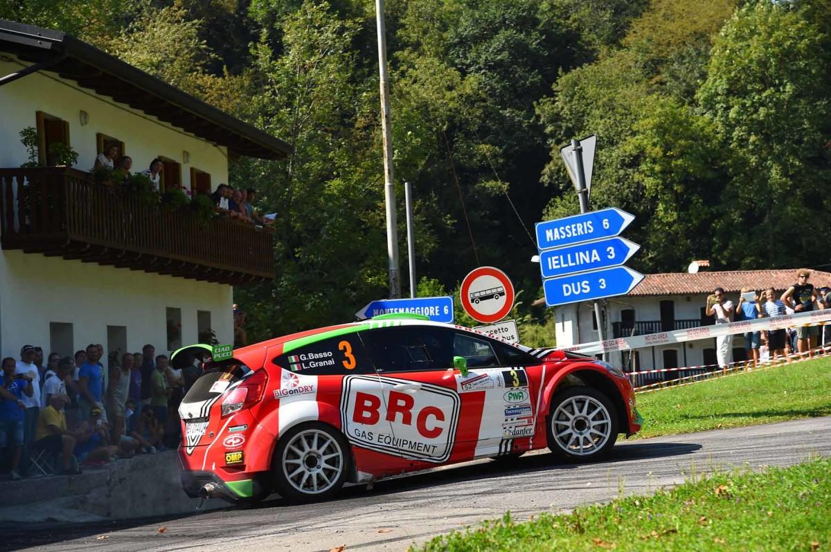 Friuli: vittoria di Basso e Granai, nuovi leader