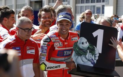MotoGP: i protagonisti dopo le qualifiche in Austria
