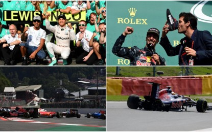 GP Belgio: le pagelle di Gian Carlo Minardi