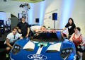 Cinque gamer con la Ford GT in Forza Motorsport 6