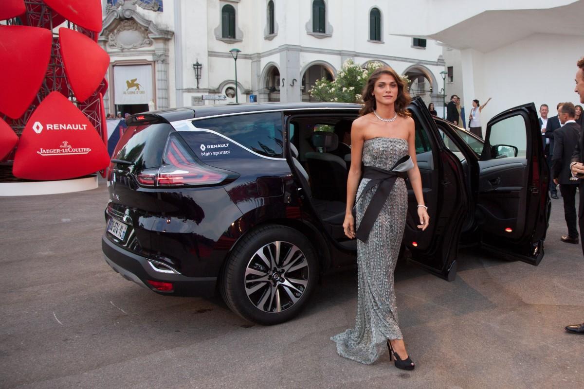 Renault alla Mostra del Cinema di Venezia