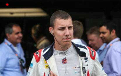 Raffaele Marciello in GT con Lamborghini?